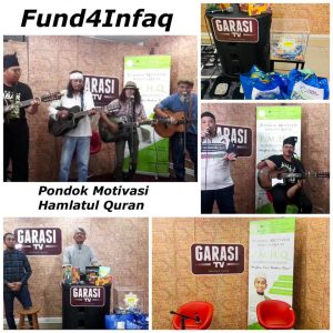 Projek Fund4Infaq Garasi TV Kembali Lagi « Kepochi